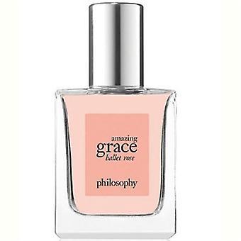 Philosophy Amazing Grace Ballet Rose for Women 0.5oz Eau De Toilette Spray