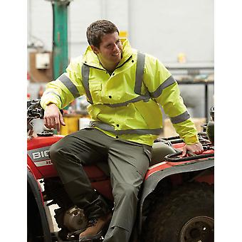 Dickies High Visibility Bomber Jacket-SA22050