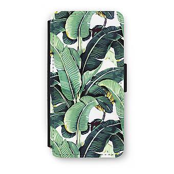 Samsung Galaxy S9 Plus Flip Case - Banana leaves