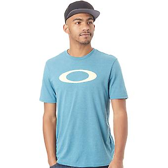 Oakley Blå korall Heather O-fet ellips T-Shirt
