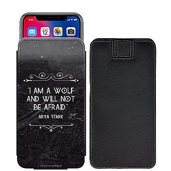 ونقلت أنا ذئب ولن يخاف مخصص تصميم طباعة سحب التبويب الحقيبة الهاتف حالة تغطية سامسونج غالاكسي C9 برو [ل]--Q07_web