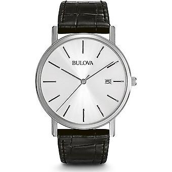 Bulova horloge van de mens van klassieke 96 B 104