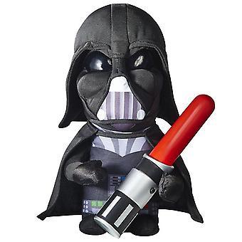 Star Wars Darth Vader pelúcia noite luz