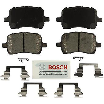 Bosch BE1160H Blue Disc Brake Pad Set with Hardware