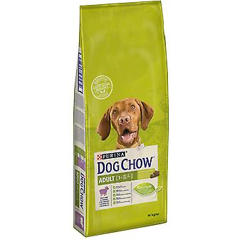 Dog Chow Adult With Lamb (Dogs , Dog Food , Dry Food)