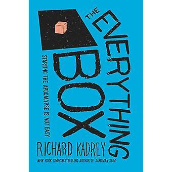 The Everything Box - A Novel by Richard Kadrey - 9780062389558 Book