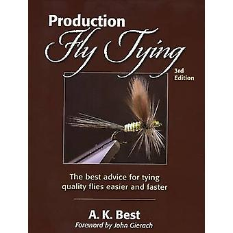Production Fly Tying - The Best Advice for Tying Quality Flies Easier
