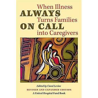 Alltid på samtal - när sjukdom blir familjer till vårdgivare (2nd Revi