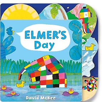 Elmer's Day - Tabbed Board Book by Elmer's Day - Tabbed Board Book - 97