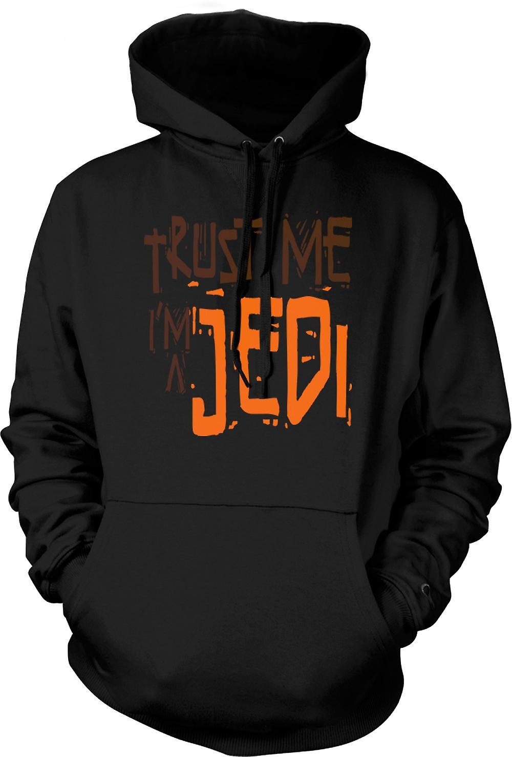 Kids Hoodie - Trust Me I'm A Jedi - Funny