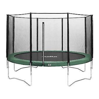 Salta Combo trampoline met veiligheidsnet ⌀251 cm - groen