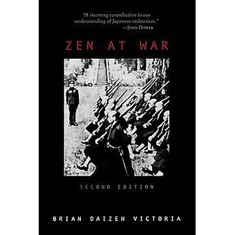 Zen på krig (2. reviderede udgave) af Brian Daizen Victoria - 978074253