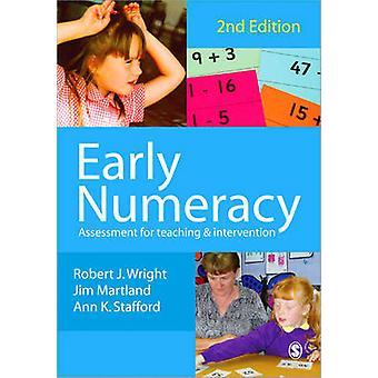 Matemática temprana - evaluación docente y la intervención (2 º revisada