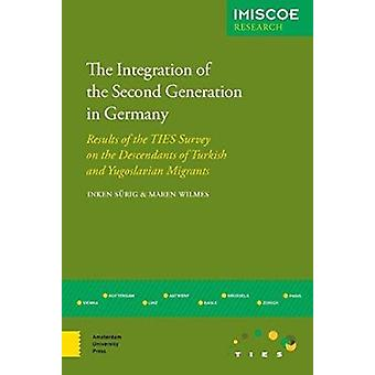 The Integration of the Second Generation in Germany - Results of the T