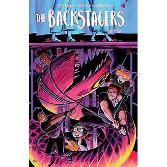 The Backstagers Vol. 2 by James Tynion IV - 9781684150571 Book