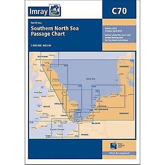 Imray Chart - Southern North Sea Passage Chart (New edition) by Imray