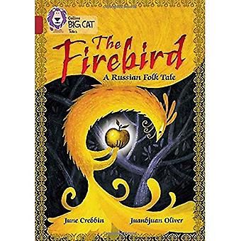 Collins Big Cat - The Firebird: A Russian Tale: Band 14/Ruby