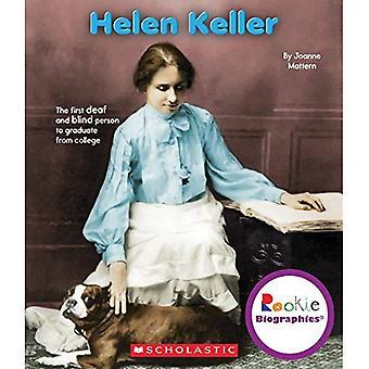 Helen Keller (Rookie Biographies)