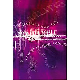 NCV YOUTH BIBLE PURPLE COVER HB