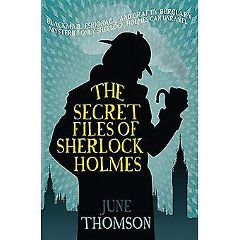 Les dossiers secrets de Sherlock Holmes, le