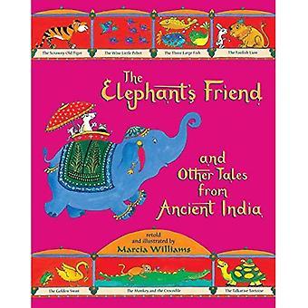 El elefante de amigo y otros cuentos de la India antigua