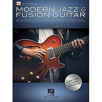 Jostein Gulbrandsen: Jazz moderno y guitarra fusión (Audio Libro/en línea)