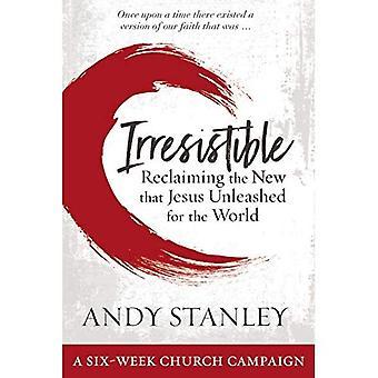 Kit de campagne Curriculum irrésistible: Reconquérir la nouvelle que Jésus a déclenché pour le monde