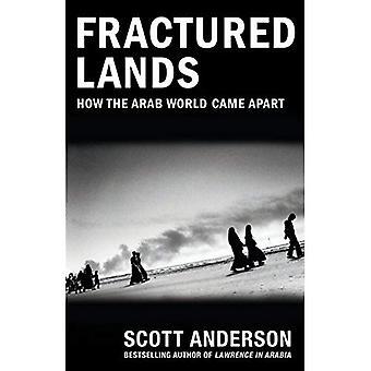 Splittrade landområden: Hur arabvärlden kom isär