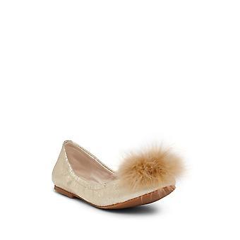 Kenneth Cole New York Claudine Womens cuir fermé Toe ballerines