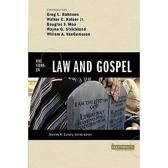 خمس وجهات النظر حول القانون والإنجيل بلام جريج & بانسن