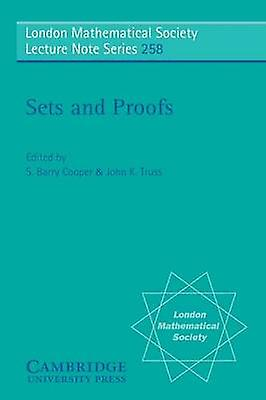 Sets and Proofs by Cooper & S. Barry