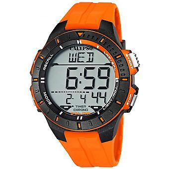 Watch Digital Silicone Calypso For Man K5607-1 - man