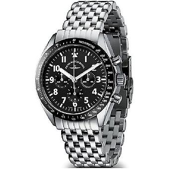 Zeno-watch mens watch Lemania tachymeter Chrono limited edition 430-01TH-a1M
