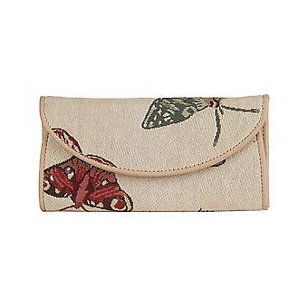 Butterfly ladies' money wallet by signare tapestry / enve-butt