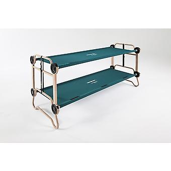 Disc-O-Bed Cam-O-Bunk XL 19792B XL, Adult Camping Bunk Bed