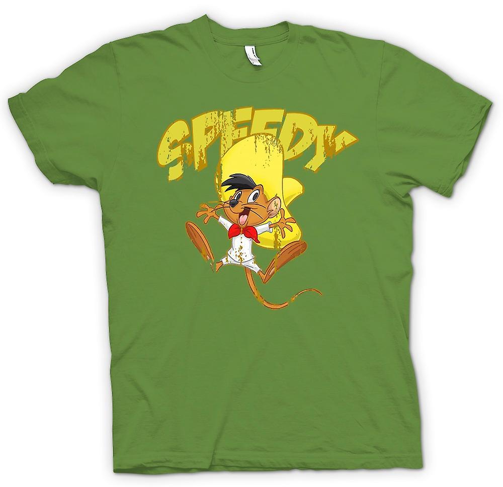 Mens T-shirt - Speedy - Speedy Gonzales