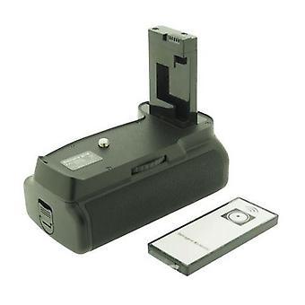 Dot.Foto batterijgrip: Nikon D3100, D3200, D3300, D5300