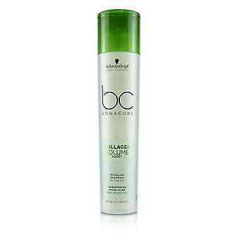 Schwarzkopf BC Bonacure Collagen Volume Boost Micellar Shampoo (For Fine Hair) 250ml/8.5oz