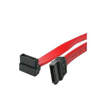 Startech 18In Sata To Right Sata Angle Cable