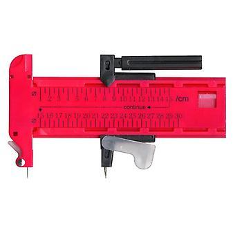 Desq Red Circular Cutter (DIY , Tools , Handtools)
