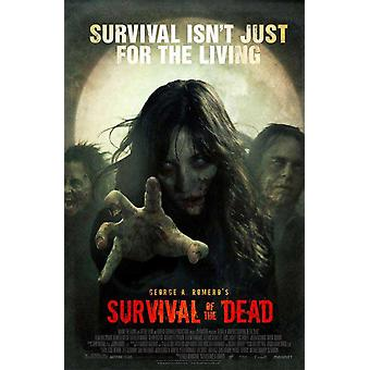 Survival Of The Dead Poster Double Sided Regular (2010) Original Cinema Poster