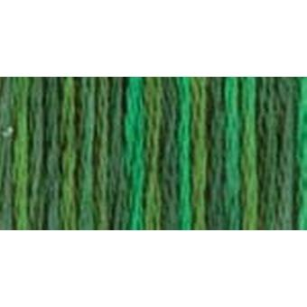 Dmc Color Variations Pearl Cotton Size 5  27 Yards Emerald Isle 415 5 4047