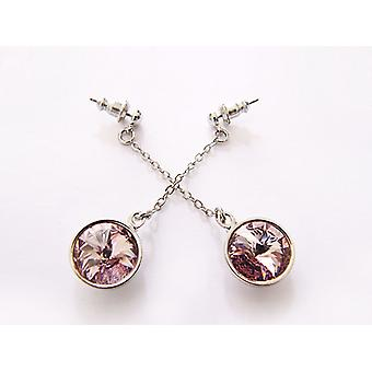 Drop earrings Swarovski EMB 15.3