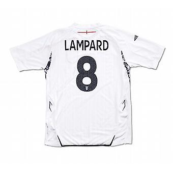 07-09 England home (Lampard 8) - Kids