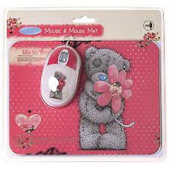 Me to You Bear Mouse and Mouse Mat