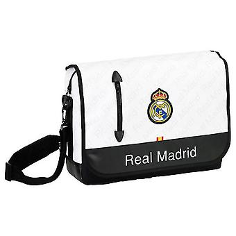 Safta Laptop shoulder bag 15,6  Real Madrid (Speelgoed , Schoolzone , Rugzakken)