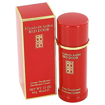 Red Door By Elizabeth Arden Cream Deodorant 40ml