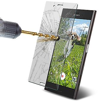 i-Tronixs Sony Xperia XZ Tempered Glass Screen Protector (1 Pack) -Clear