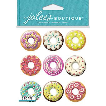 Jolee's Boutique Dimensional Stickers-Donuts E5021946
