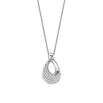 ESPRIT collection ladies chain necklace silver Medea Glam ELNL92635A420